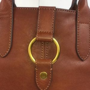 Frye Bags - New Frye Cognac Leather Tote Bag $428